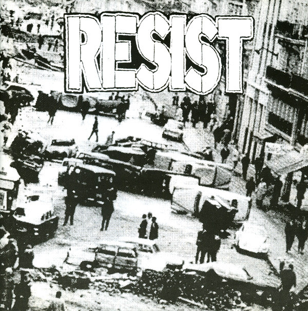 Resist - Endless Resistance