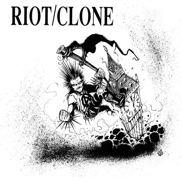 Riot/clone - Still No Government Like No Government