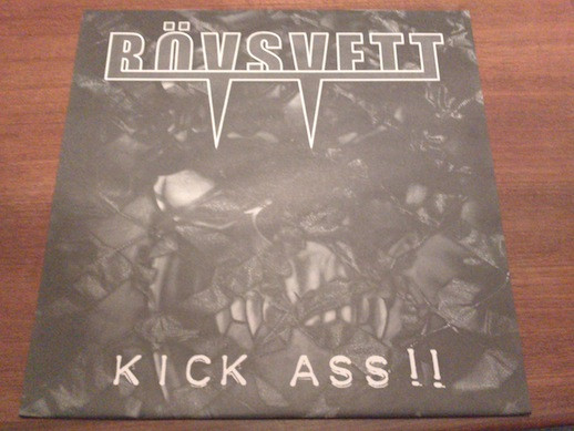 Rövsvett - Kick Ass !!