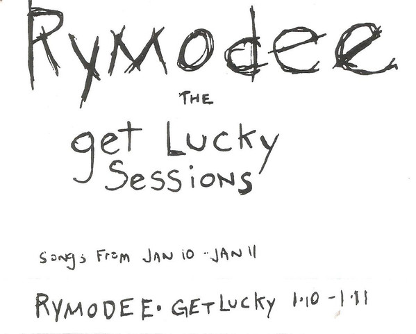 Rymodee - The Get Lucky Sessions