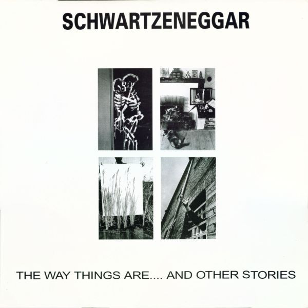 Schwartzeneggar - The Way Things Are....And Other Stories