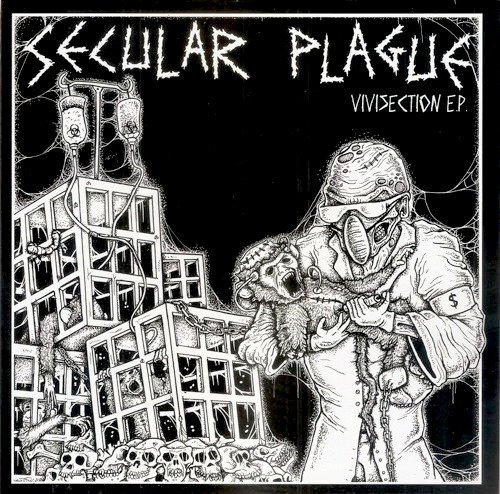 Secular Plague - Vivisection E.P.