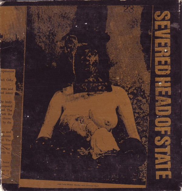 Severed Head Of State - An Invitation To A Beheading... Discography CD 1998 To 2001