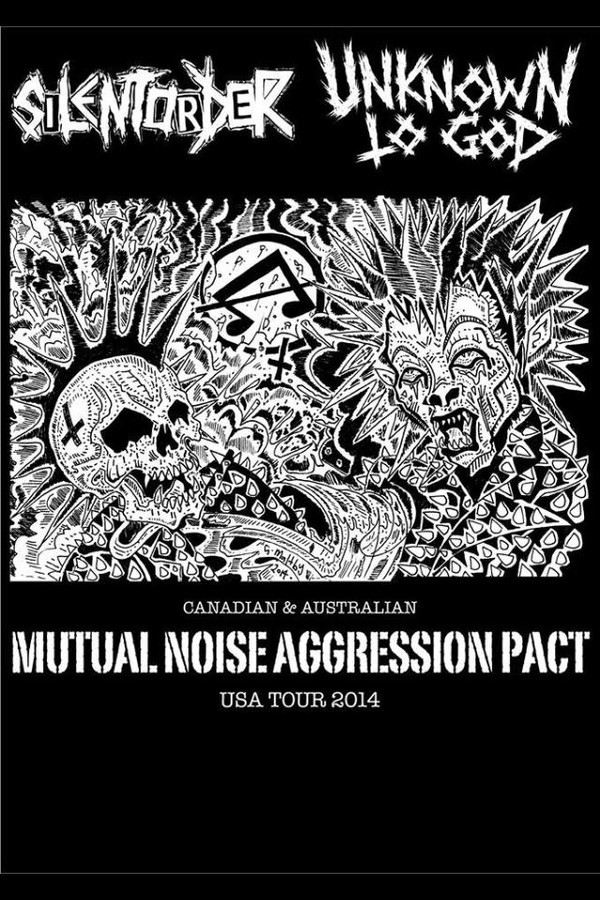 Silent Order - Mutual Noise Aggression Pact