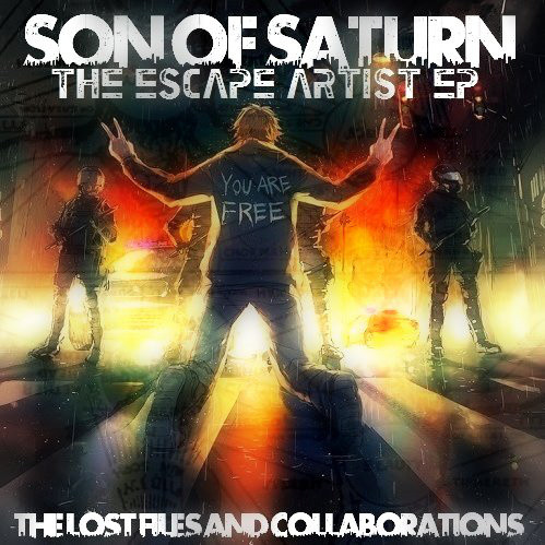 Son Of Saturn - The Escape Artist EPs