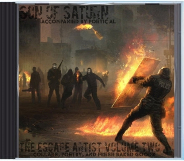 Son Of Saturn - The Escape Artist Volume Two. Collabs, Poetry, And Fresh Baked Goods