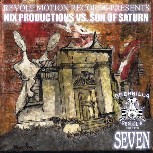 Son Of Saturn - The Seven EP