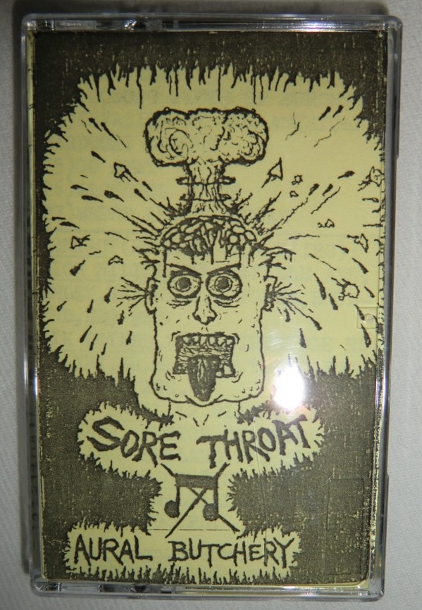 Sore Throat - Aural Butchery