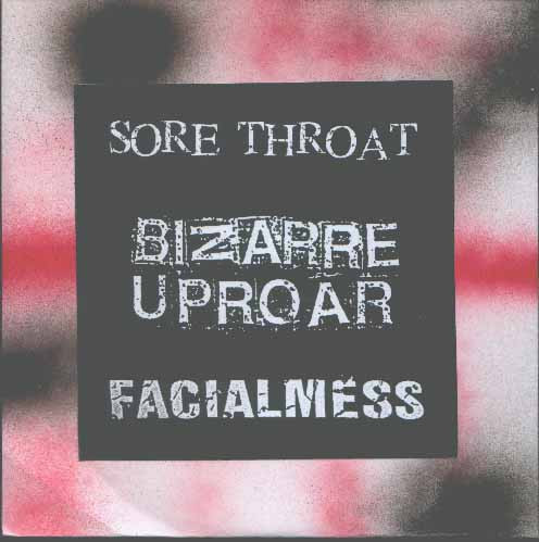 Sore Throat - Collaboration EP