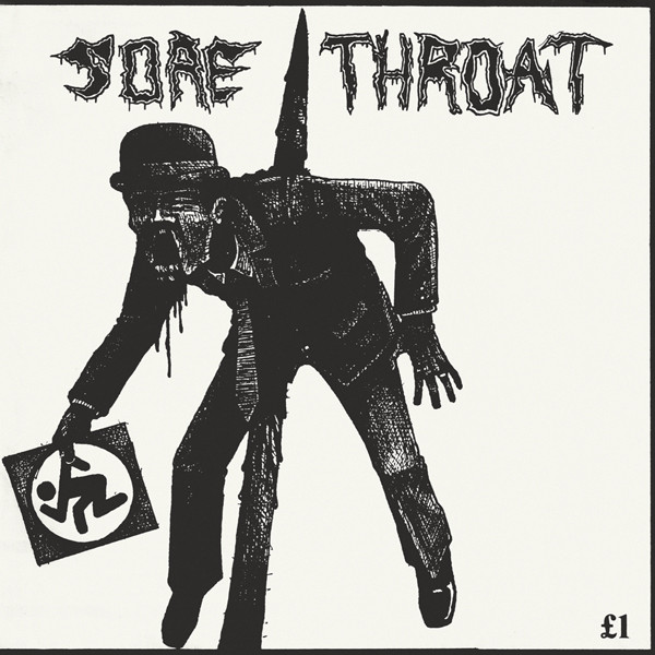 Sore Throat - Death To Capitalist Hardcore