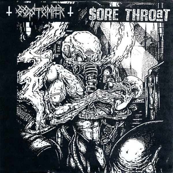 Sore Throat - Godstomper / $ore Throat