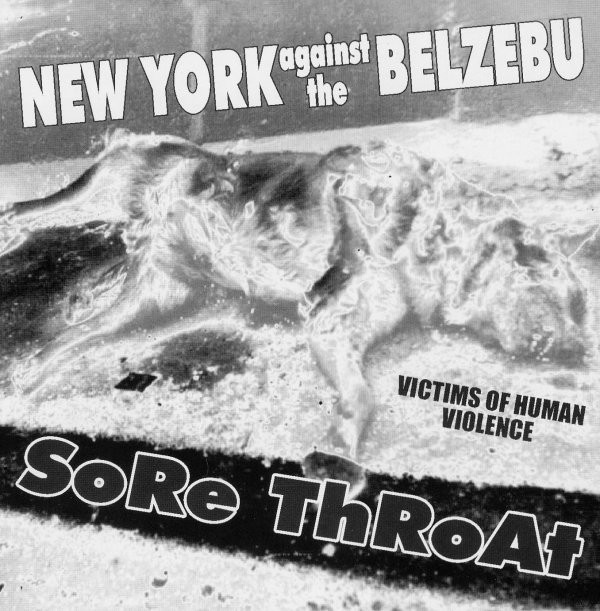 Sore Throat - Victims Of Human Violence