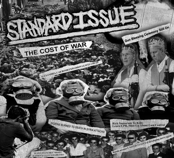 Standard Issue - The Cost Of War
