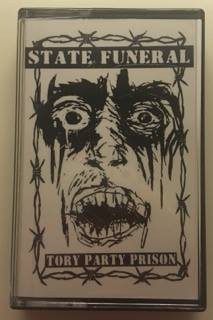 State Funeral - Tory Party Prison