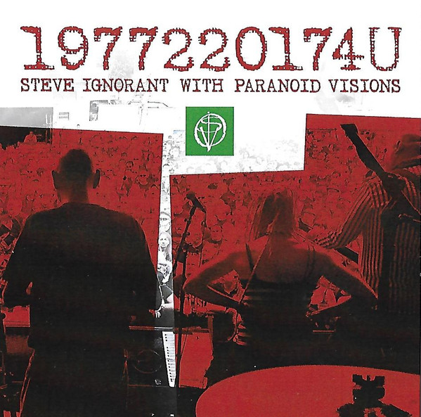 Steve Ignorant  Friends - 1977220174U