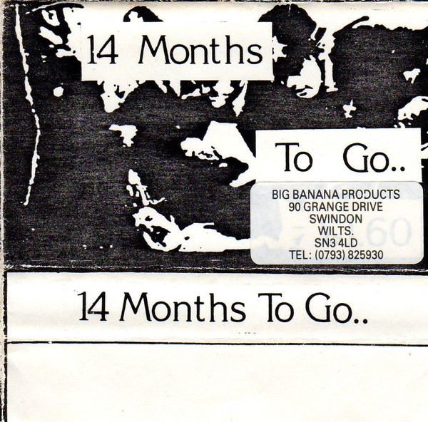 Subhumans - 14 Months To Go..