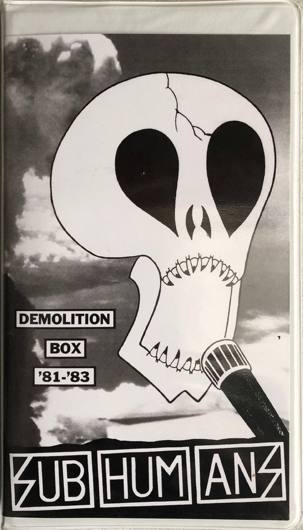 Subhumans - Demolition Box