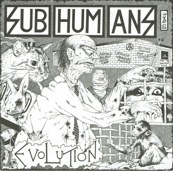 Subhumans - Evolution
