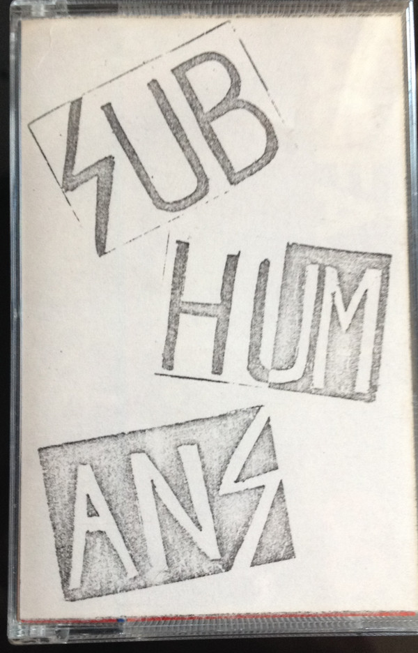 Subhumans - Live At 100 Club 21.2.84