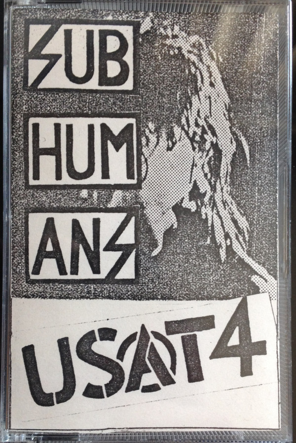 Subhumans - USAT4 Live San Francisco