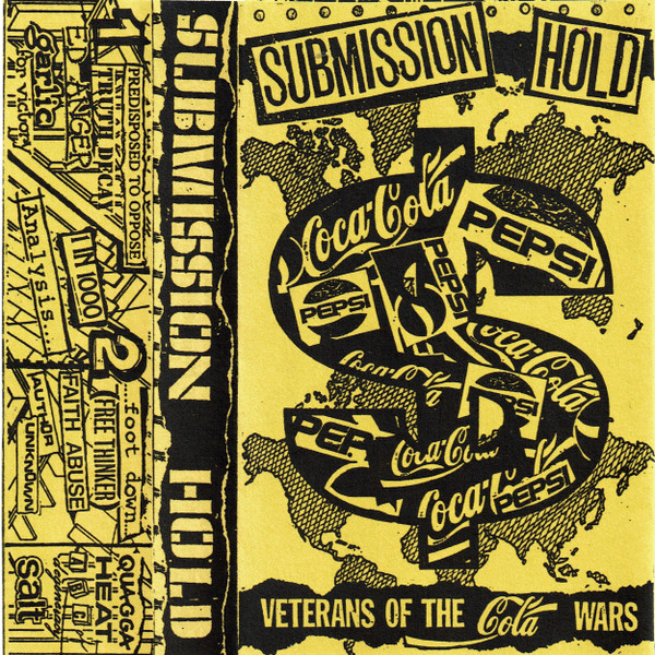 Submission Hold - Veterans Of The Cola Wars