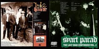 Svart Parad ?– Sista Kriget - The Last War Continued Vol. 2 / Back To The 33