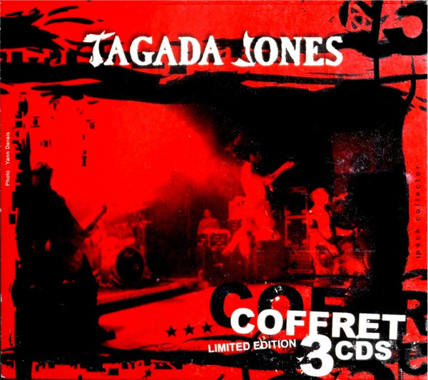 Tagada Jones - Coffret 3 Cds