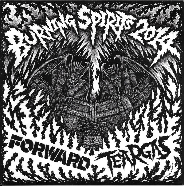 Teargas - Burning Spirits 2014