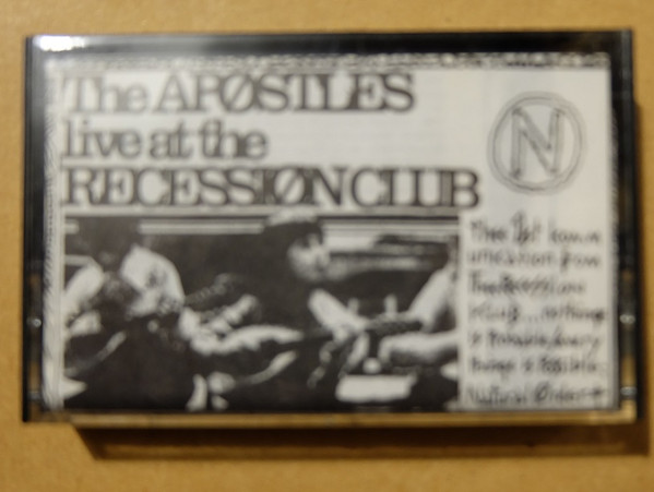 The Apostles - Live At The Recession Club 22.9.83