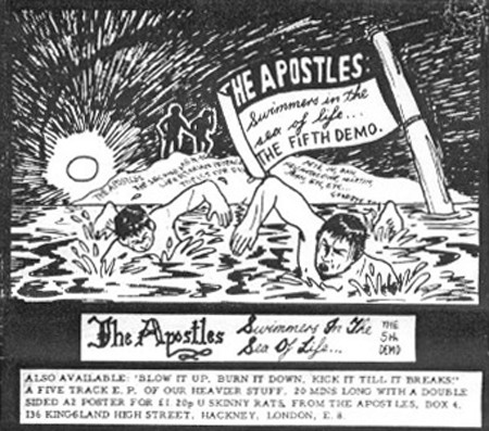 The Apostles - Swimmers In The Sea Of Life... - The 5th Demo