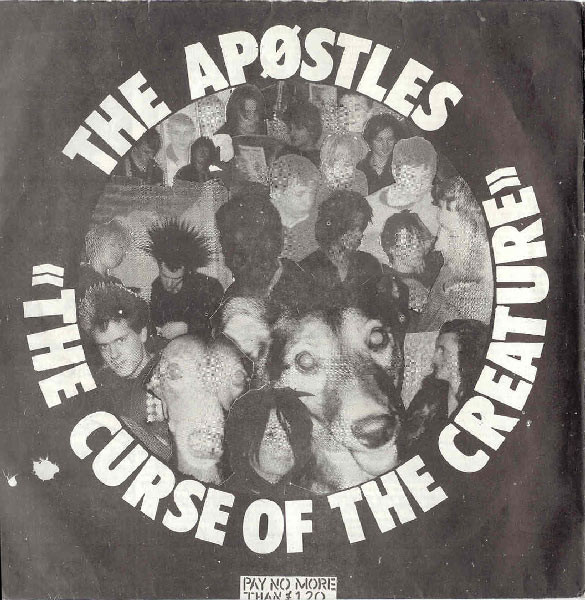 The Apostles - The Curse Of The Creature
