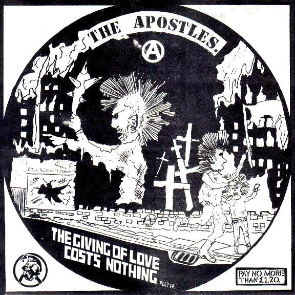 The Apostles - The Giving Of Love Costs Nothing