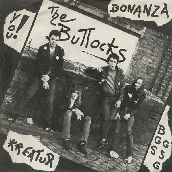 The Buttocks - The Buttocks