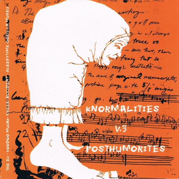 The Ex  Tom Cora - Knormalities V.3 Posthumorites