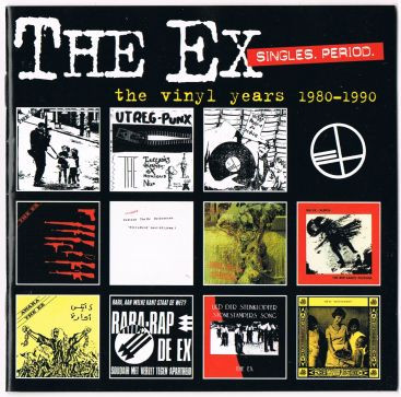 The Ex  Tom Cora - Singles. Period. (The Vinyl Years 1980-1990)