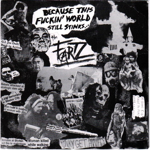 The Fartz - Because This Fuckin