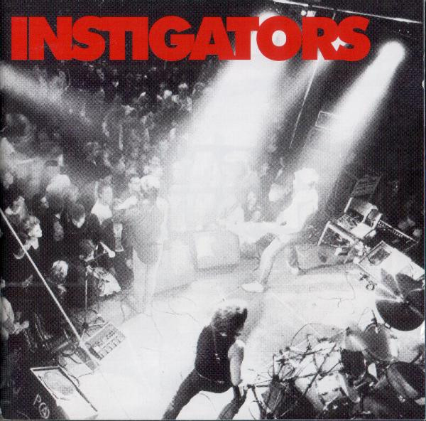 The Instigators - Dine Upon The Dead