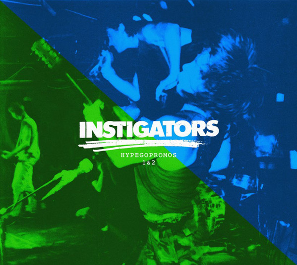The Instigators - Hypegopromos 1&2 Double CD