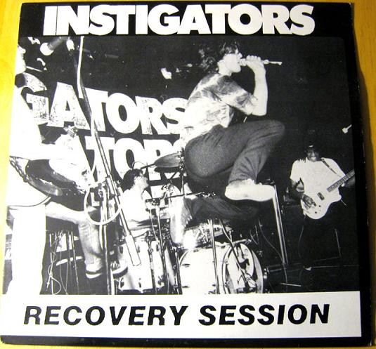 The Instigators - Recovery Session