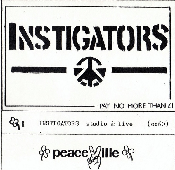 The Instigators - The Early Demos