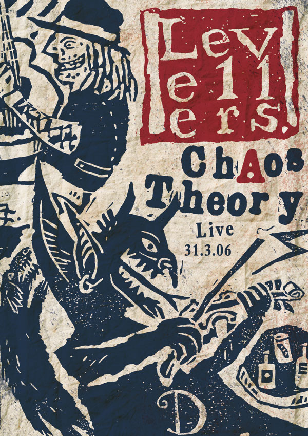 The Levellers - Chaos Theory