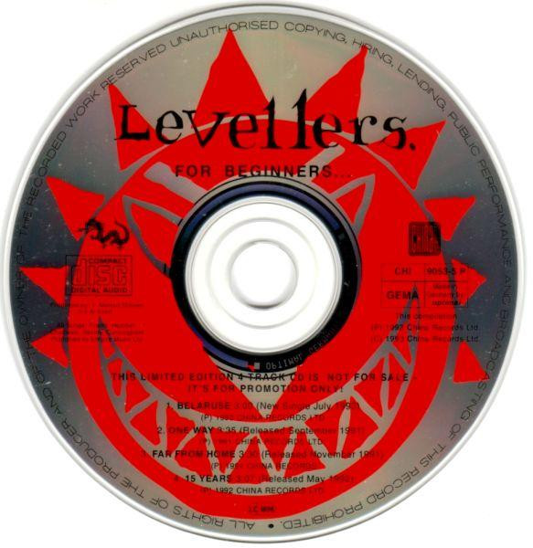 The Levellers - For Beginners...