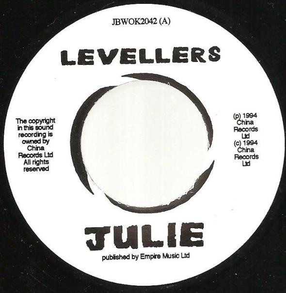 The Levellers - Julie / This Garden