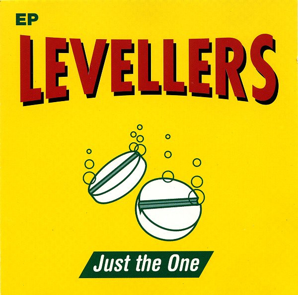 The Levellers - Just The One EP
