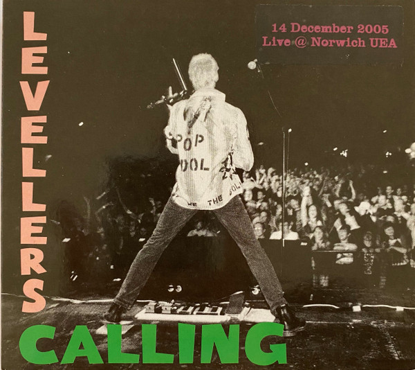 The Levellers - Levellers Calling - Live 2005 - Norwich UEA