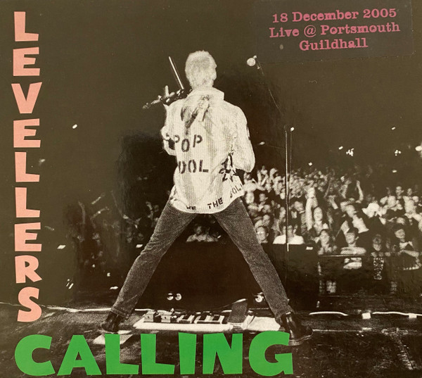 The Levellers - Levellers Calling - Live 2005 - Portsmouth Guildhall