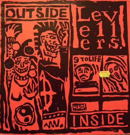 The Levellers - Outside / Inside