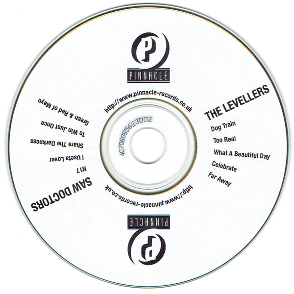 The Levellers - The Pinnacle Promo