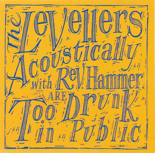 The Levellers - Too Drunk In Public