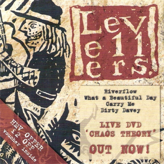 The Levellers - Untitled